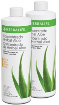 Concentrado de Herbal Aloé Herbalife