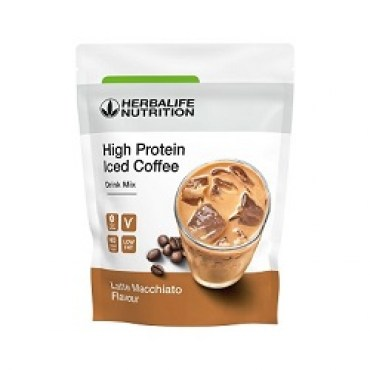 High Protein Iced Coffee Herbalife Nutrition PortugalHerbal