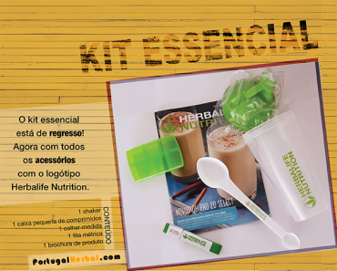 Kit Essencial Herbalife