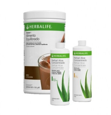 Mini Pack Pequeno Almoço Ideal Herbalife