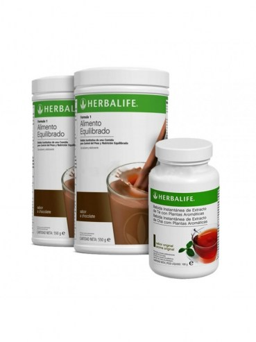 herbalife packs | Pack Controlo de Peso Herbalife