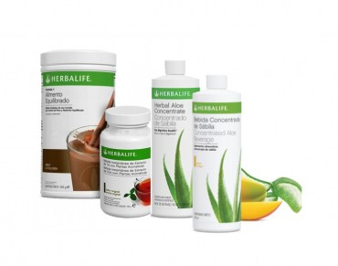 Pack Pequeno Almoço Ideal Herbalife