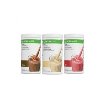 Herbalife Packs | 3 Batidos Herbalife