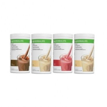Herbalife Packs | 4 Batidos Herbalife